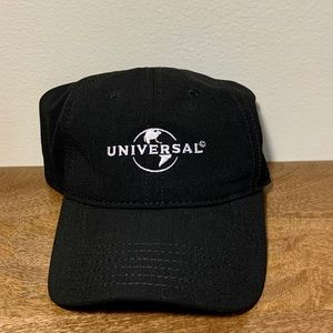 Universal Studios Black Adjustable Hat